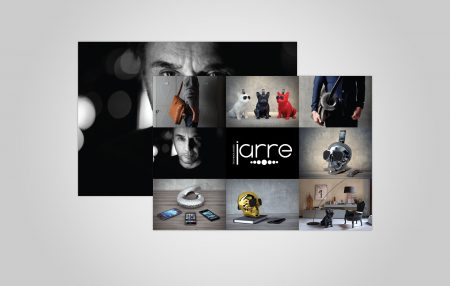 Jarre Technologies Brochure Design