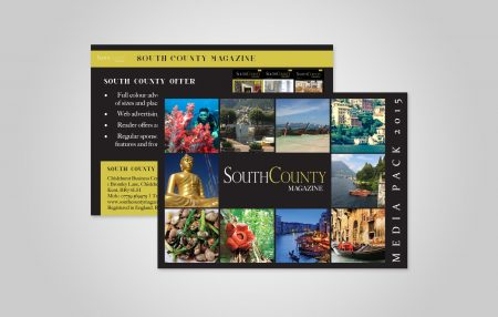 South County Magazine Media pack 2015