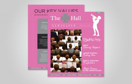 The HALL SCHOOL Newspaper Spring Issue 2