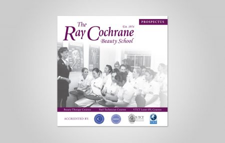 The Ray Cochrane School Booklet Design