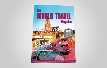 Travel Magazine Designer