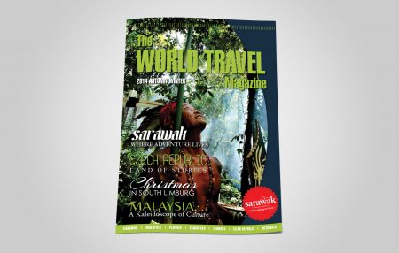 The World Travel Magazine Autumn Winter Isssue2014