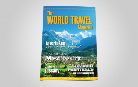 The World Travel Magazine Spring-Summer 2013