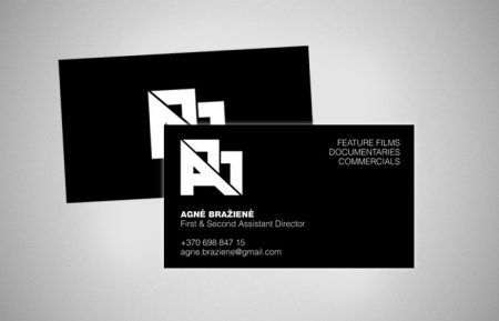 Card Design for Assistant Director